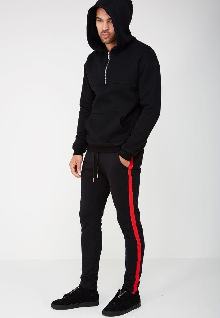 quần thể thao mặc với áo hootdie nam