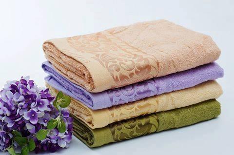 vải modal dùng làm khăn