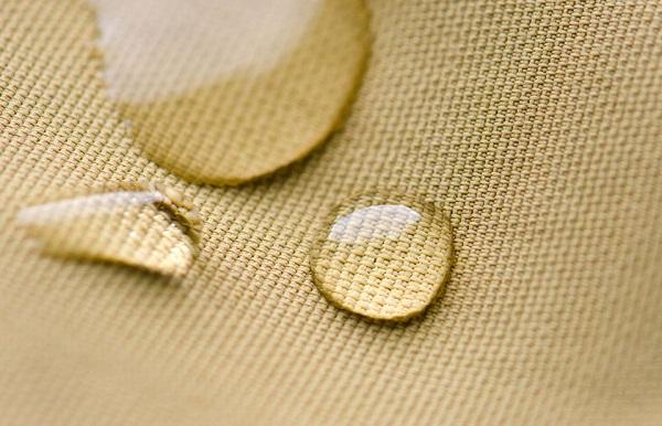 vải polyester chống nước tốt