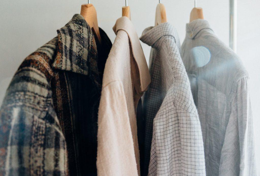 vải thun may quần áo